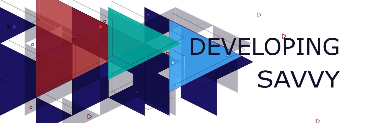 developing savvy header