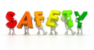 Psychological safety .-safety as words