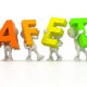 Psychological safety-safety as words
